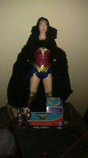 Wonder woman action figure for Sale in Denver, CO