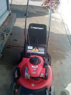 Troybuilt lawn mower for Sale in Suisun City, CA