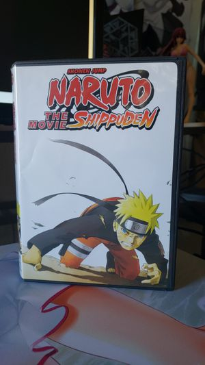 Naruto Shippuden The Movie Anime DVD for Sale in Phoenix, AZ