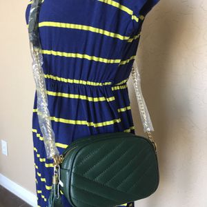 Handmad Leather Cross Body Bag for Sale in Gilbert, AZ