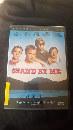 Stand by me DVD movie for Sale in Poway, CA