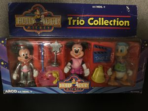 Hollywood Mickey Trio Collection for Sale in Vancouver, WA