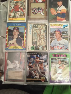 Baseball cards for Sale in Spanaway, WA