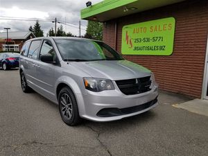 2015 Dodge Grand Caravan for Sale in Lakewood, WA