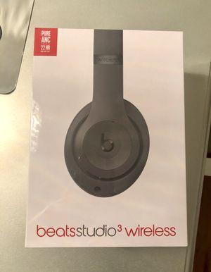 Beats studio 3 wireless new in box for Sale in Philadelphia, PA