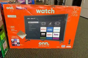 "New ONN. ROKU TV 32"" IN for Sale in Cedar Park, TX"
