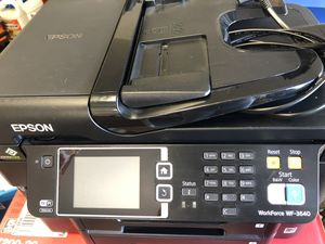 Epson WF-3640 for Sale in Avondale, AZ