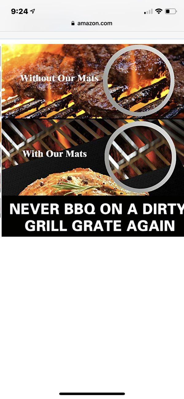 Grill Mat Non-Stick