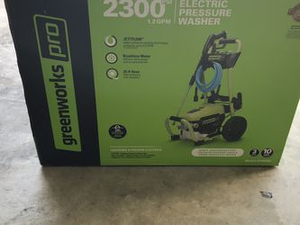 New In Box Pressure Washer for Sale in Los Angeles,  CA