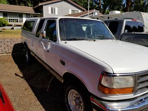1992 Ford F-150 4×4 Super Cab for Sale in Auburn, WA