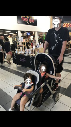 Double stroller for sale for Sale in Las Vegas, NV