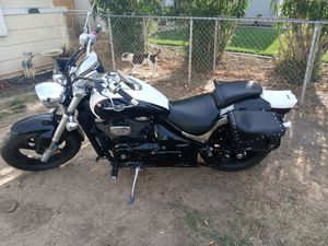 2009 Suzuki Boulevard with ONLY 10,000 Miles priced to sell for Sale in Sacramento, CA