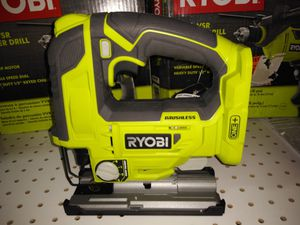 RYOBI 18-Volt ONE+ Cordless Brushless Jig Saw (Tool Only) for Sale in Temple, GA