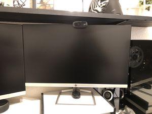 HP 24 inch monitor for Sale in El Paso, TX