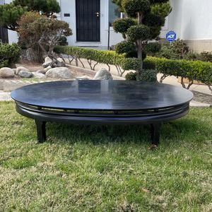 Antique All Wood Coffee Table for Sale in Torrance, CA