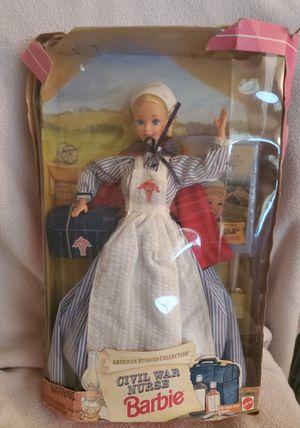 1996 Mattel Civil War Barbie. for Sale in Arlington, TX