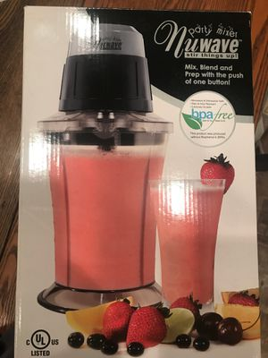 Brand New Nuwave Party Mixer Blender for Sale in Seattle, WA