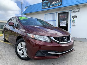 2013 HONDA CIVIC EX LOADED LOW MILES for Sale in Homestead, FL