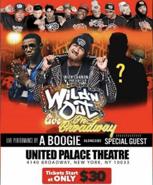 Wild N Out Live Feb 15! for Sale in New York, NY
