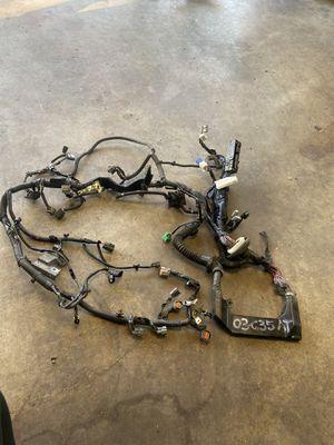 2003 Infiniti g35 coupe vq35de complete wiring harness for Sale in Joliet, IL