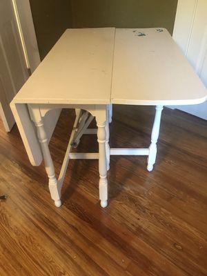 Antique Double Drop Leaf Table for Sale in Sanford, FL