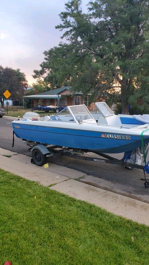 Sea star fishing boat for Sale in Denver, CO