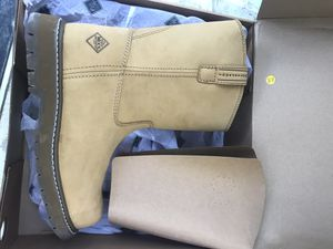 Brand New work boots size 9 m for Sale in Little Egg Harbor Township, NJ