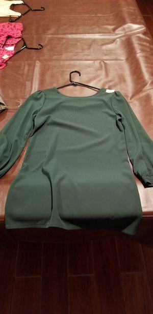 Dress (green small) for Sale in Bolingbrook, IL