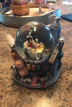 Disney Dalmatians Musical Snow Globe for Sale in Mount Vernon, IN