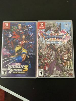 Switch Games for Sale in Middletown, PA
