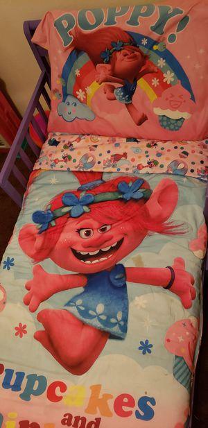 Trolls bedroom set for Sale in Fresno, CA