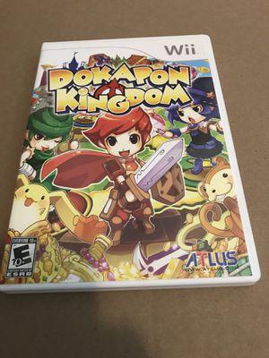 Dokapon Kingdom Nintendo Wii for Sale in Marysville, WA