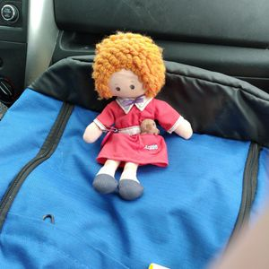 Vintage Red Head Annie Doll for Sale in Tampa, FL