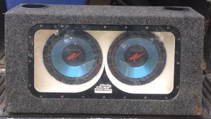 Complete Kenwood car stereo system for Sale in Pittsburgh, PA