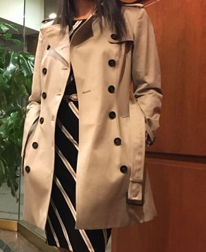 Burberry Prorsum - Runway Edison Trench Coat- Made in Italy for Sale in Chicago, IL