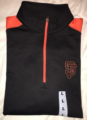 NEW SF Giants sweater size Large for Sale in Fresno, CA