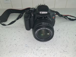 Canon Rebel EOS T3i for Sale in West Covina, CA