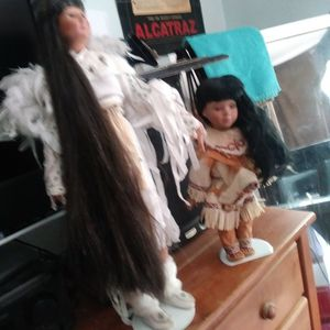 Antique Native Glass Dolls for Sale in Denver, CO