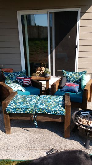 Patio furniture for Sale in BETHEL, WA