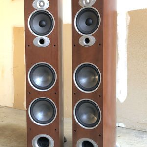 Pair of Polk Audio RTi A7 Speakers for Sale in San Diego, CA