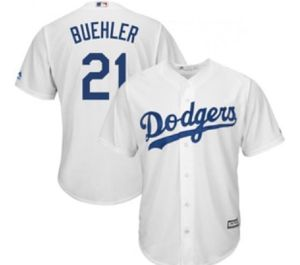 Los Angeles Dodgers Walker Buehler #21 Jersey XL and XXL available for Sale in Baldwin Park, CA