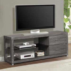 Limited time offer grey tv stand for Sale in Dearborn, MI