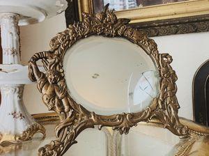 Antique cherub mirror for Sale in Virginia Beach, VA