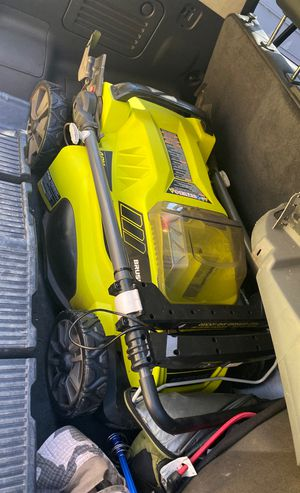New And Used Lawn Mower For Sale In Atlanta Ga Offerup