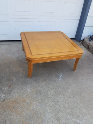 Square Coffee Table! for Sale in Fresno, CA