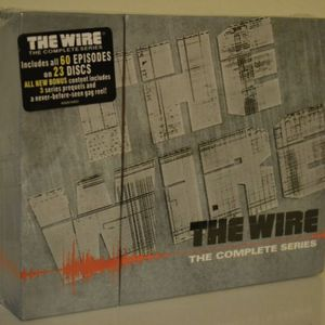 Brand New The Wire Complete Series DVD set for Sale in Sugar Land, TX