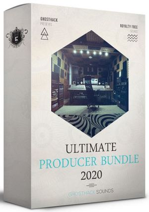 Ghosthack The Ultimate Producer Bundles 2019, 2020 , The Ultimate EDM Bundle & Drum Hero 3 for Sale in Tacoma, WA
