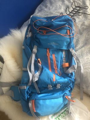 Adventure Ridge hiking backpack 70L for Sale in Orland Park, IL