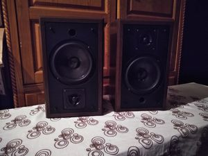 POLK/AUDIO Monitor Series for Sale in Austin, TX