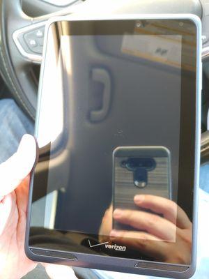 Ellipsis 7 (Verizon tablet, model # QMV7A) for Sale in Cypress, CA